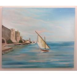 Tableau Collioure ref 007