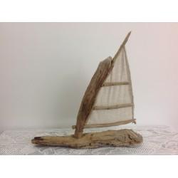 Planche à Voile  en bois flotté