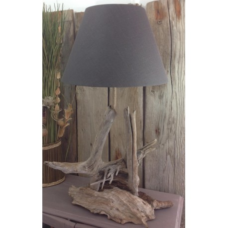 https://www.tethysart.com/lampe bois-flotte-design