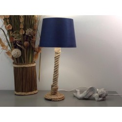 Lampe Corde Marine