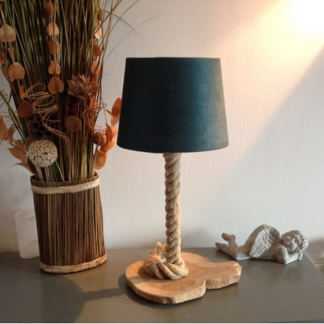 Lampe Victoire corde marine 24 mm