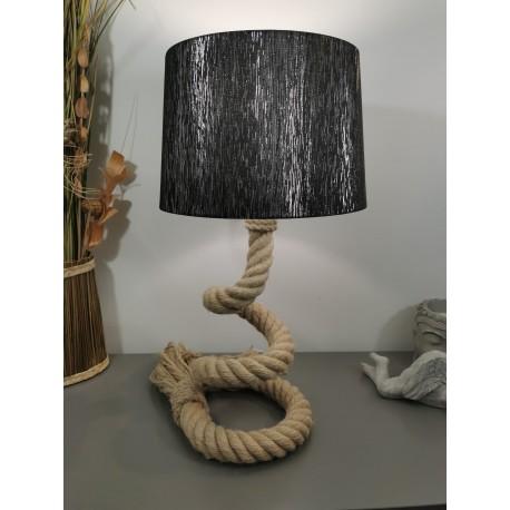 Lampe Corde