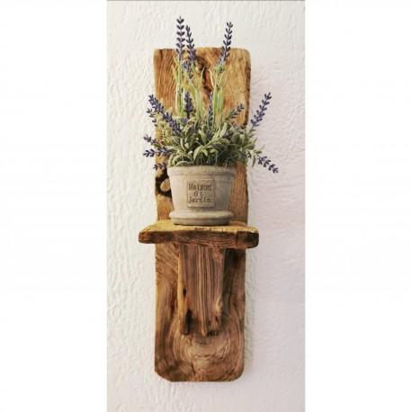 Petit étagère en bois